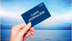 Carte Journalière CGN