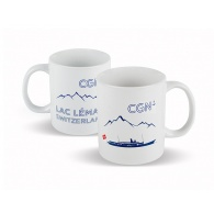 Tasse du Capitaine