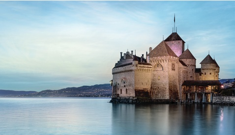 Destination Chillon