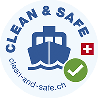 label clean and safe