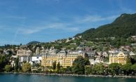 Station Montreux image